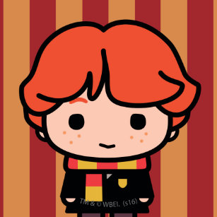 Ron weasley stickers zazzle ron weasley cartoon character art classic round sticker bookmarktalkfo Image collections