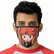 Ron Weasley Cartoon Character Art Face Mask