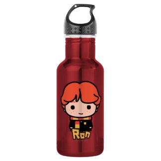 Ron Weasley Cartoon Character Art Stainless Steel Water Bottle