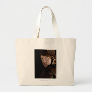 Ron Weasley Geared Up Large Tote Bag