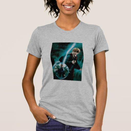 Ron Weasley y Lucius Malfoy Camisetas