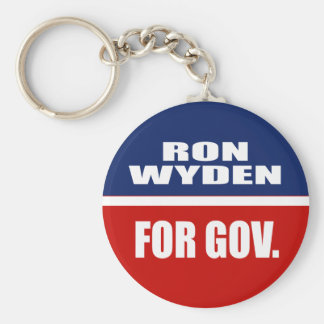 RON WYDEN FOR SENATE KEYCHAINS