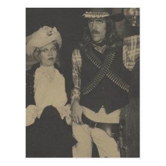 Ron y Judy Postales