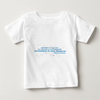 RONAL-REAGAN-QUOTE INFANT T-SHIRT