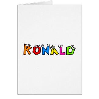 Ronald Card