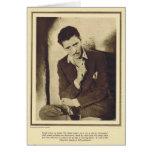 Ronald Colman 1931 portait Cards