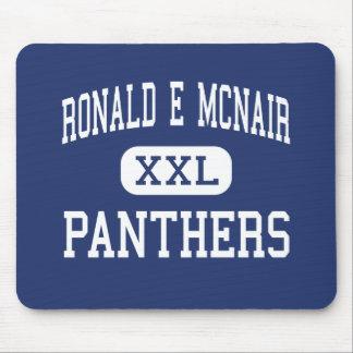 Ronald E McNair - Panthers - Junior - Lake City Mouse Mats