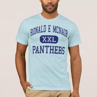 Ronald E McNair - Panthers - Junior - Lake City T-Shirt