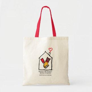 Ronald McDonald Hands Bag