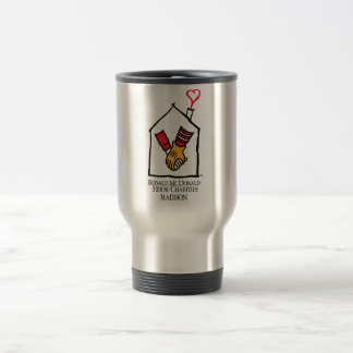 Ronald McDonald Hands Coffee Mug