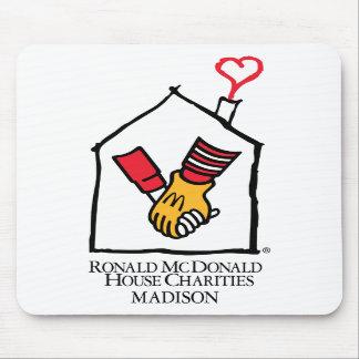 Ronald McDonald Hands Mouse Mats