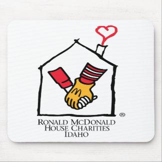 Ronald McDonald Hands Mouse Mat