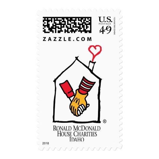 Ronald McDonald Hands Postage