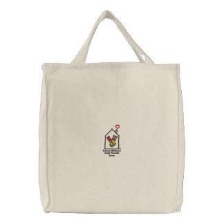 Ronald McDonald Hands Tote Bag