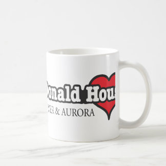 Ronald McDonald Heart Coffee Mug