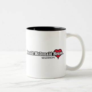 Ronald McDonald Heart Mug