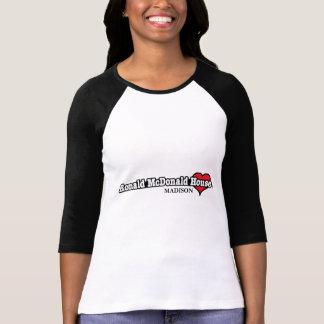 Ronald McDonald Heart T-shirts