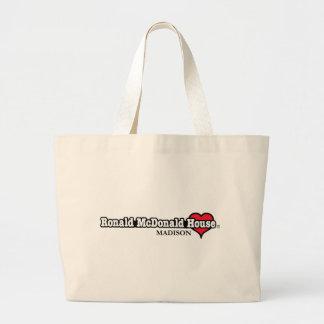Ronald McDonald Heart Tote Bag