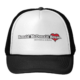 Ronald McDonald Heart Trucker Hat
