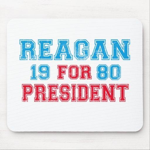 Ronald Reagan 1980 Mouse Mat