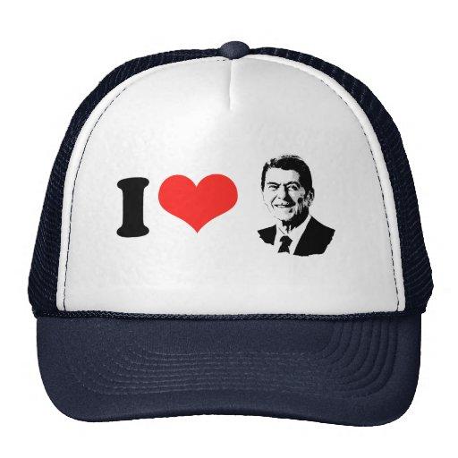 Ronald Reagan 2012 Trucker Hat