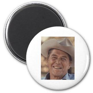 Ronald Reagan 2 Inch Round Magnet