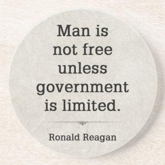 Ronald Reagan #4 Drink Coaster