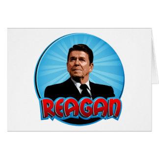 Ronald Reagan Cards