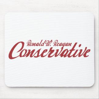 Ronald Reagan Conservative Mouse Pad