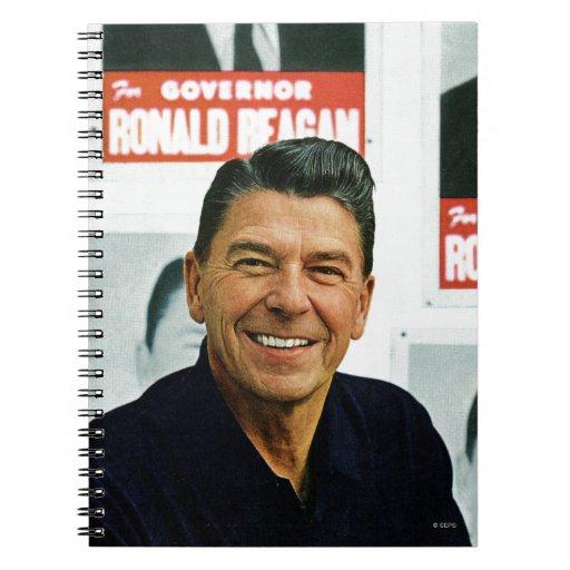 Ronald Reagan Cuaderno