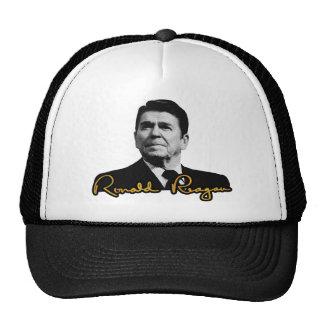 Ronald Reagan de oro Gorro
