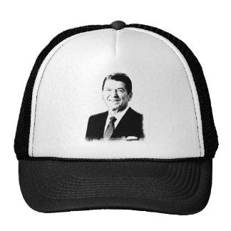 Ronald Reagan Drawing Hats