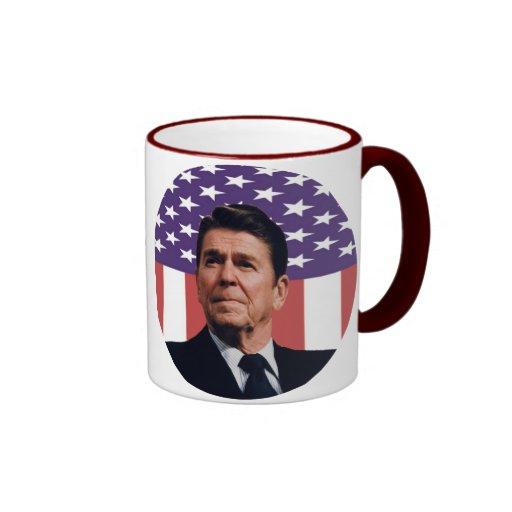 Ronald Reagan Freedom and Liberty Mug