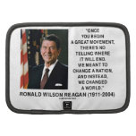 Ronald Reagan Great Movement Changed A World Planners