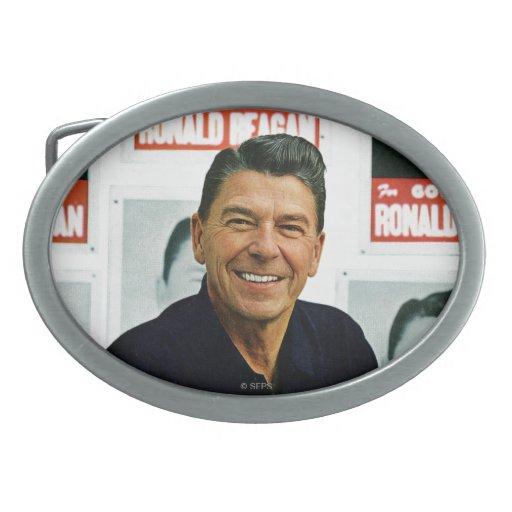 Ronald Reagan Hebilla Cinturon