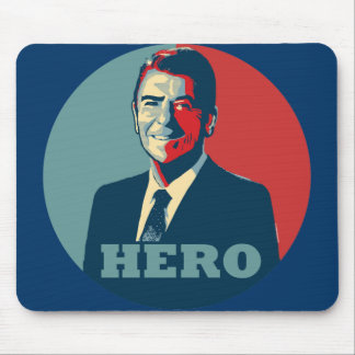 Ronald Reagan: HERO Mouse Pad