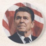 Ronald Reagan, Heroic Beverage Coaster