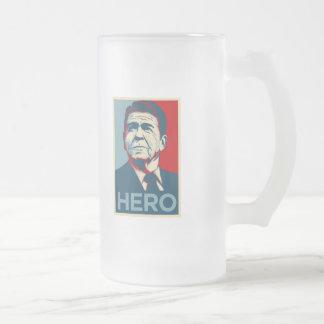 Ronald Reagan Hope Hero Poster - Reagan Bush 84 Coffee Mug