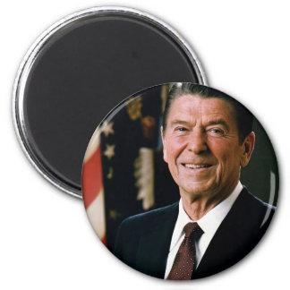 Ronald Reagan Iman Para Frigorífico