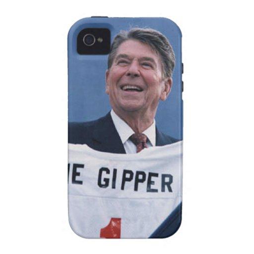 Ronald Reagan iPhone 4/4S Funda