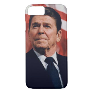 Ronald Reagan iPhone 8/7 Case