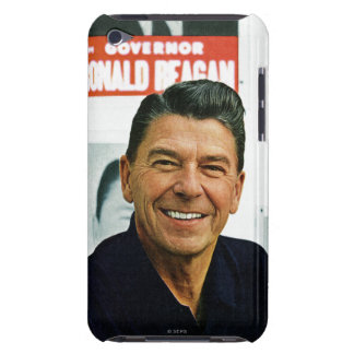 Ronald Reagan iPod Case-Mate Case