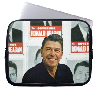 Ronald Reagan Laptop Sleeve