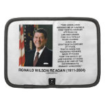 Ronald Reagan Law Order Eighteenth Century Quote Planners