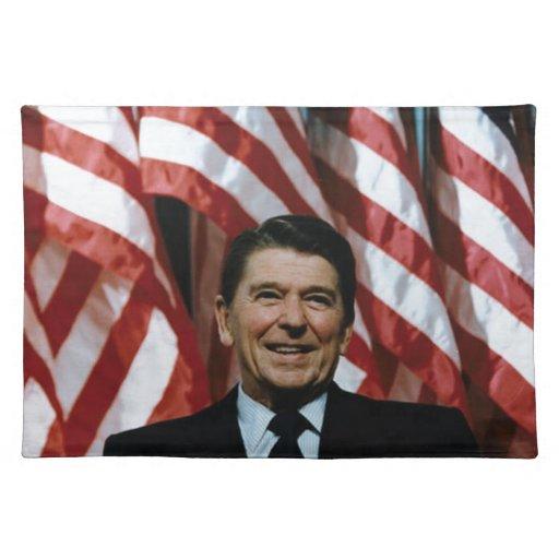Ronald Reagan Mantel Individual