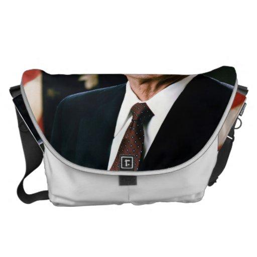 Ronald Reagan Messenger Bag