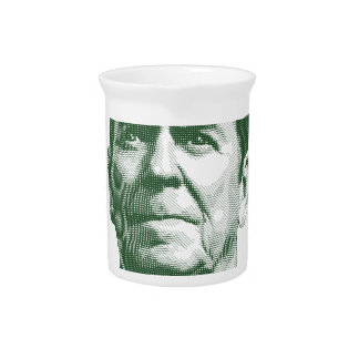 Ronald Reagan One Nation Under God Pitchers
