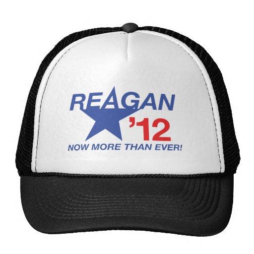 Ronald Reagan para el presidente Gorros