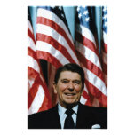 ronald reagan personalized stationery
