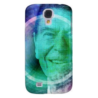 Ronald Reagan Pop Art Galaxy S4 Case